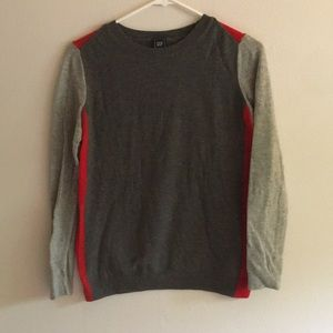 Gap color block sweater